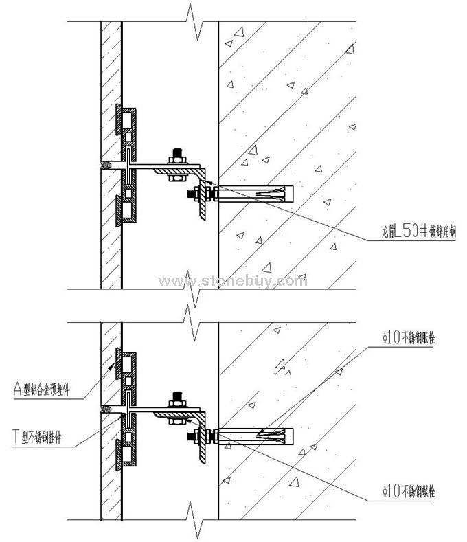 幕墙设计流程(3)了解与幕墙相关的材料知识(玻璃,石材,钢材,铝材,五金