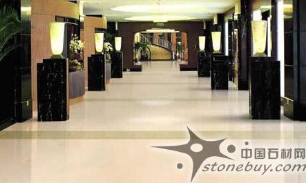 高档石材装修设计效果图