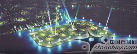 港珠澳大桥珠海段设计出炉 如纽带贯穿山水