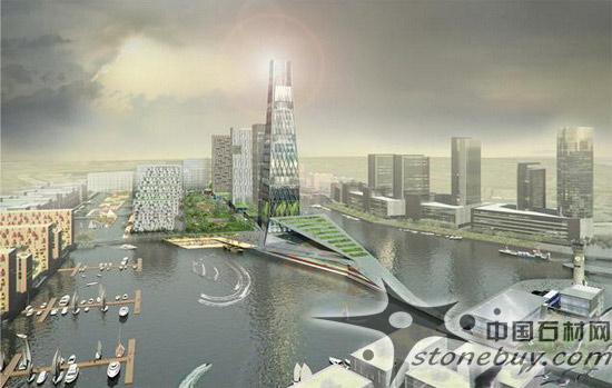 """英最大开发计划--利物浦""""威拉尔水域项目""""获批准"""