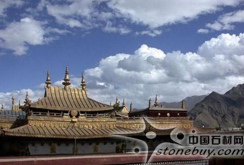 浅析藏式传统建筑的设计思想图片