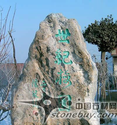 """山东奇石""""世纪梅园""""入住世博会"""