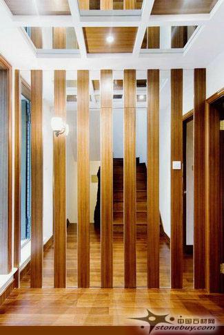 欧式墙面装饰木条