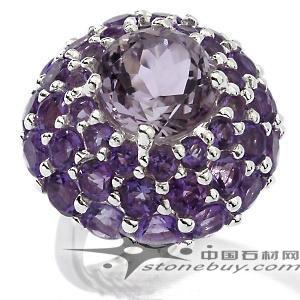 紫龙晶-慈善之石