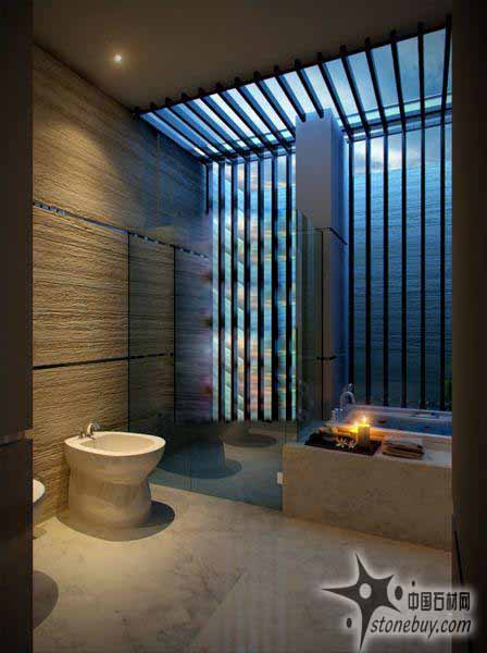 中小型浴場裝修效果圖
