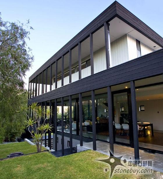 澳大利亚的一套别墅设计方案