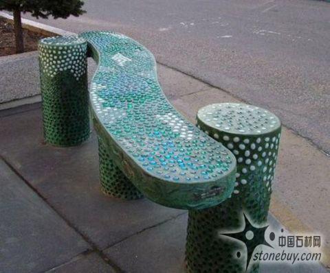 感叹创意无处不在的户外公共座椅的个性设计图片