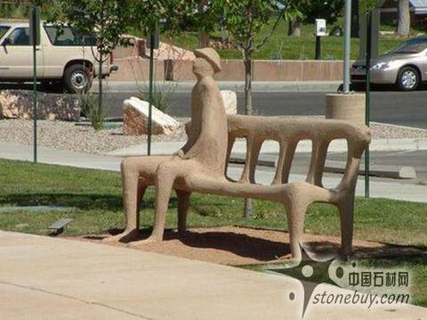 感叹创意无处不在的户外公共座椅的个性设计