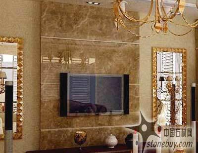 天然石材电视幕墙的创意设计技巧