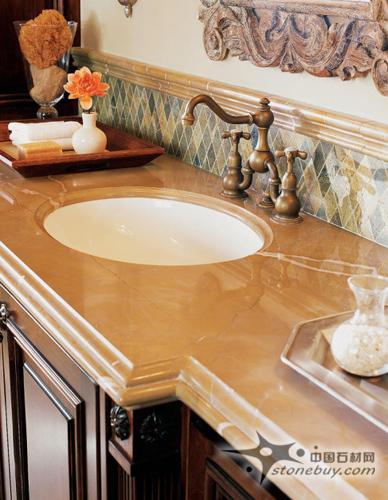 石材洗手台设计欣赏