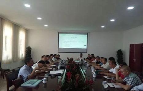 吉兰泰镇召开石材园区规划讨论研讨会